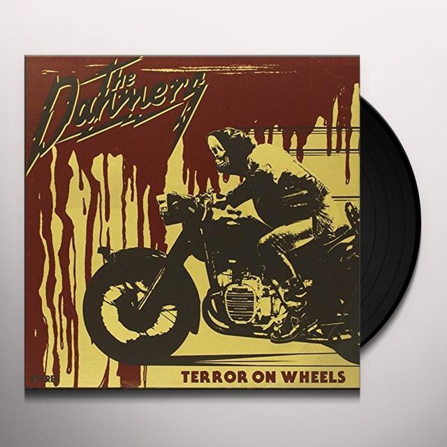 DAHMERS TERROR ON WHEELS Vinyl Record