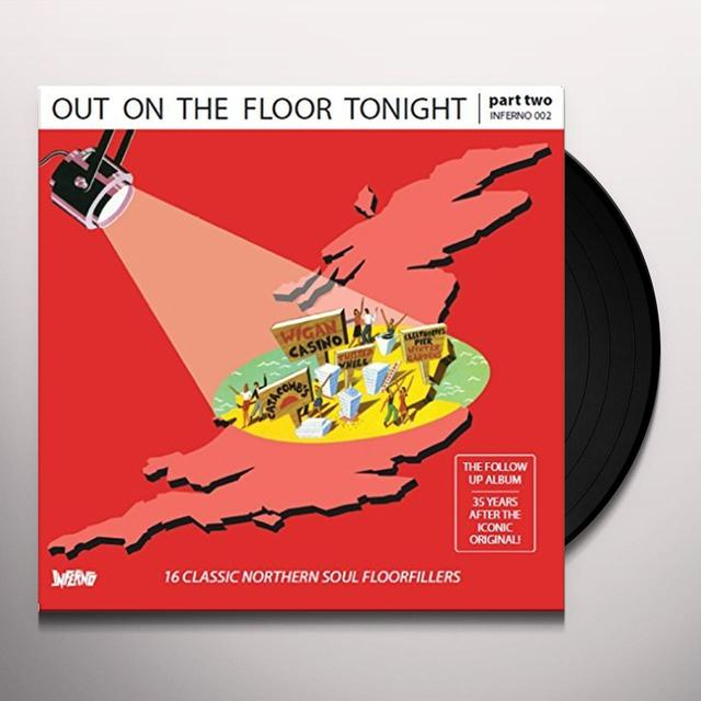 OUT ON THE FLOOR PART 2 / VARIOUS (UK) OUT ON THE FLOOR PART 2 / VARIOUS Vinyl Record - UK Import