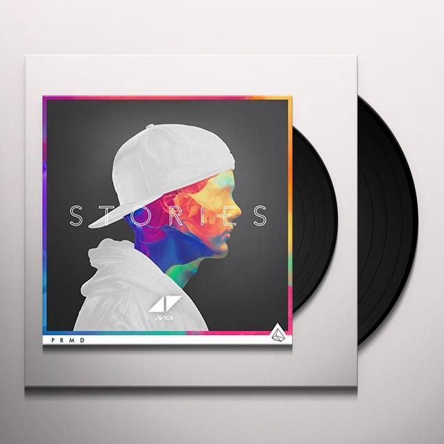 Avicii STORIES Vinyl Record - UK Import