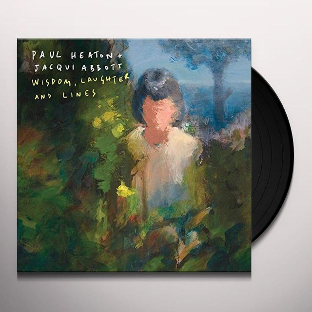Paul Heaton / Jacqueline Abbott WISDOM LAUGHTER & LINES Vinyl Record - UK Import