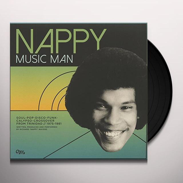 NAPPY MUSIC MAN / VARIOUS (GER) NAPPY MUSIC MAN / VARIOUS Vinyl Record