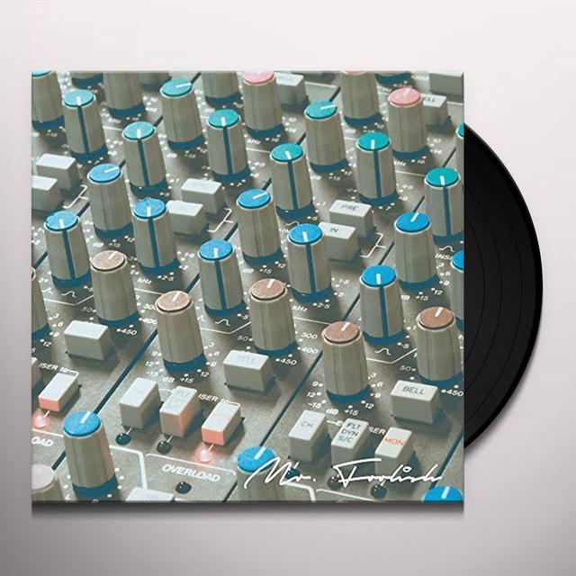 Airbird & Napolian MR. FOOLISH Vinyl Record - UK Import