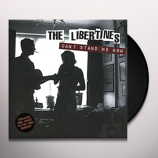 The Libertines CAN'T STAND ME NOW Vinyl Record - UK Import