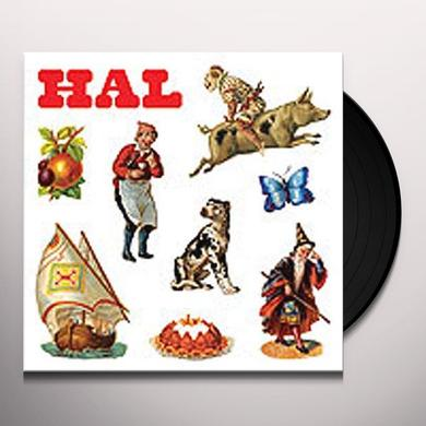 HAL Vinyl Record - UK Import