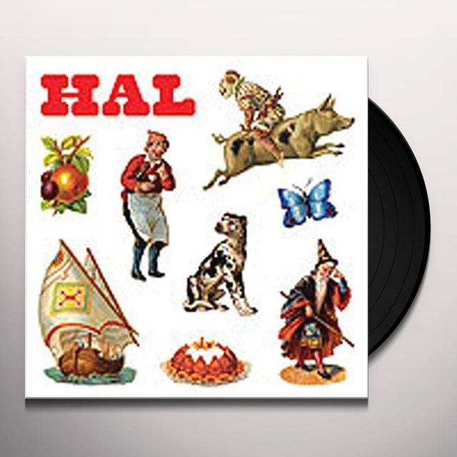 HAL Vinyl Record - UK Import