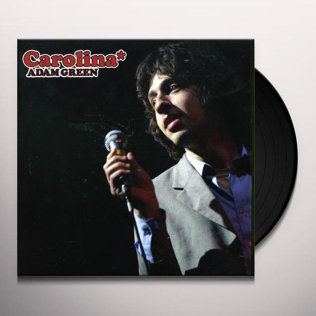 Adam Green CAROLINA Vinyl Record