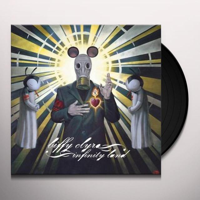 Biffy Clyro INFINITY LAND Vinyl Record - UK Release