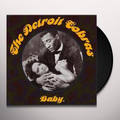 The Detroit Cobras BABY Vinyl Record - UK Import