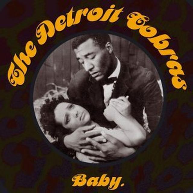 The Detroit Cobras BABY Vinyl Record - UK Release