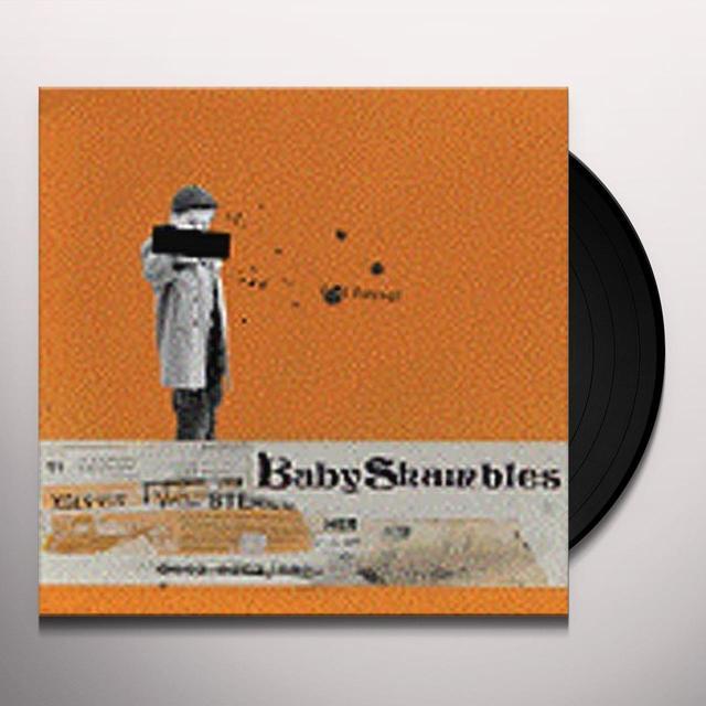 Babyshambles FUCK FOREVER Vinyl Record - UK Import