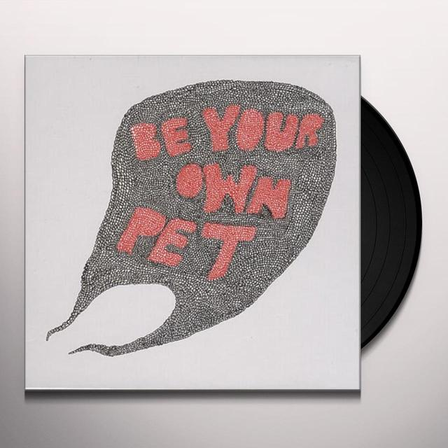 BE YOUR OWN PET Vinyl Record - UK Release