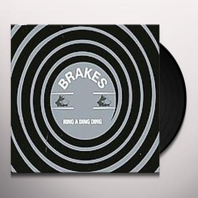 Brakes RING A DING DING Vinyl Record - UK Import