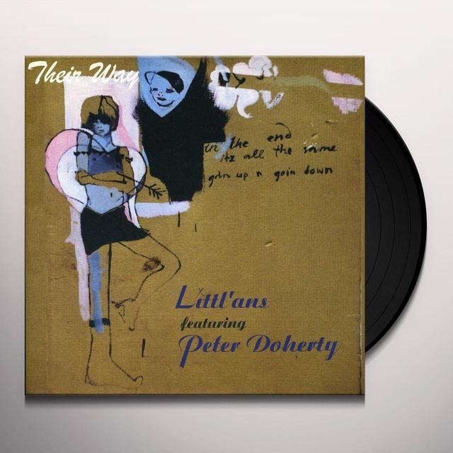 LITT'LANS (FEAT. PETE DOHERTY) THEIR WAY Vinyl Record - UK Release