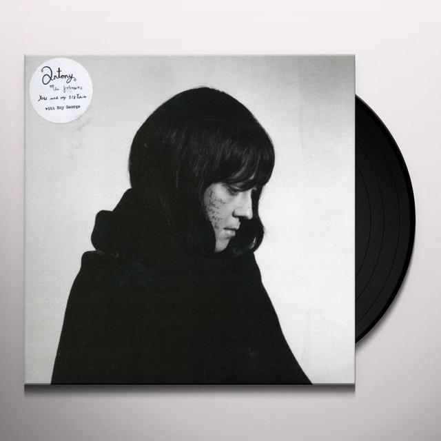 Antony and the Johnsons YOU ARE MY SISTER Vinyl Record - UK Import