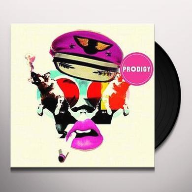Prodigy ALWAYS OUTNUMBERED Vinyl Record - UK Import