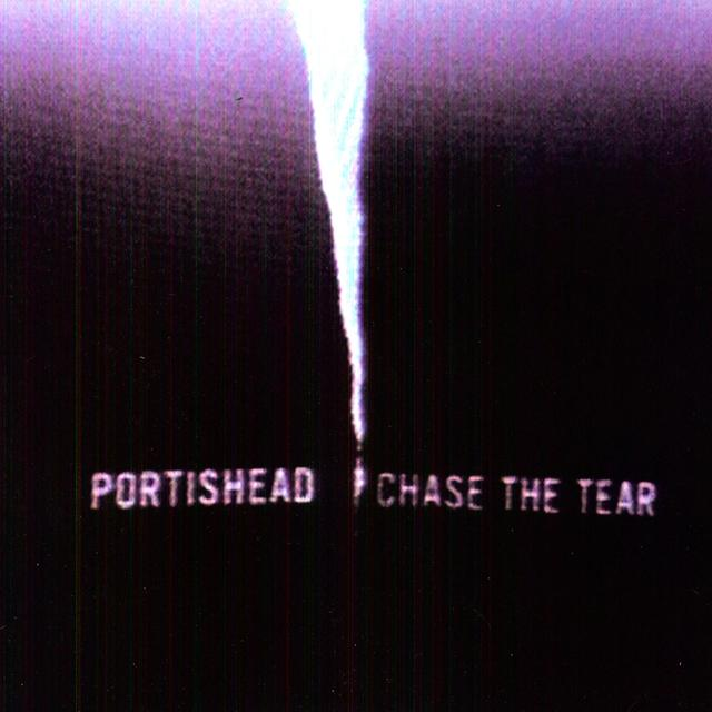 Portishead CHASE THE TEAR Vinyl Record - UK Import