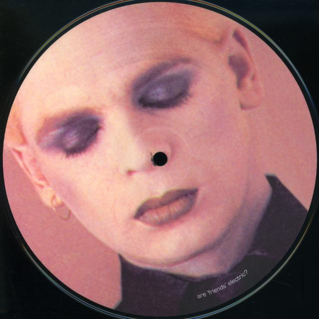 Gary Numan ARE FRIENDS ELECTRIC/DOWN IN THE PARK Vinyl Record - UK Import