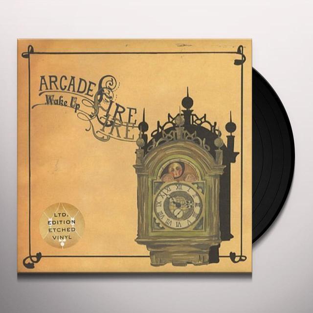 Arcade Fire WAKE UP Vinyl Record - UK Import