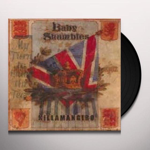 Babyshambles KILLAMANGIRO Vinyl Record - UK Import