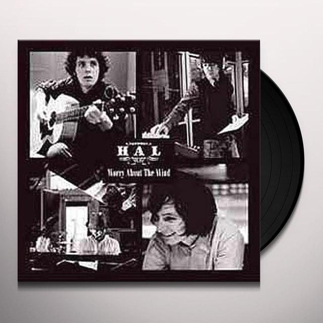 HAL WORRY ABOUT THE WIND Vinyl Record - UK Import
