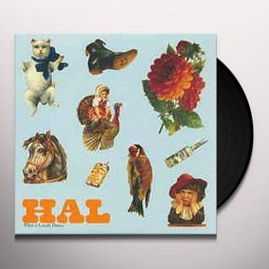 HAL WHAT A LOVELY DANCE Vinyl Record