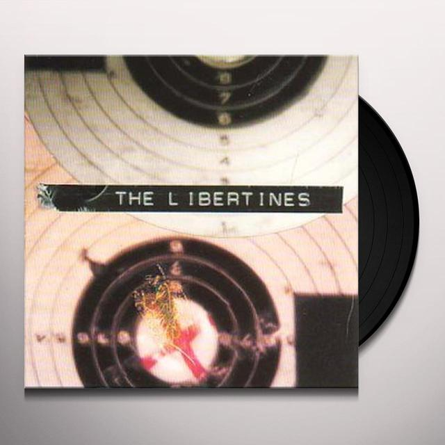 The Libertines WHAT A WASTER/I GET Vinyl Record - UK Import