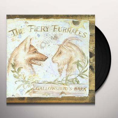 The Fiery Furnaces GALLOWSBIRDS PARK Vinyl Record - UK Import