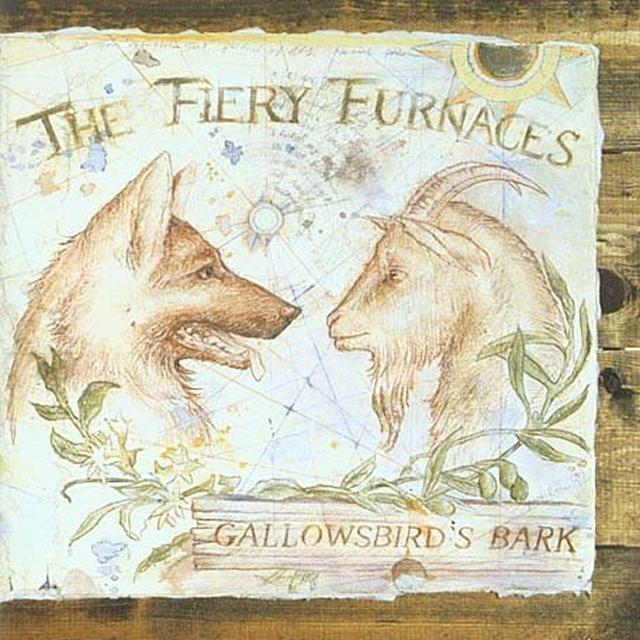 The Fiery Furnaces GALLOWSBIRDS PARK Vinyl Record - UK Release