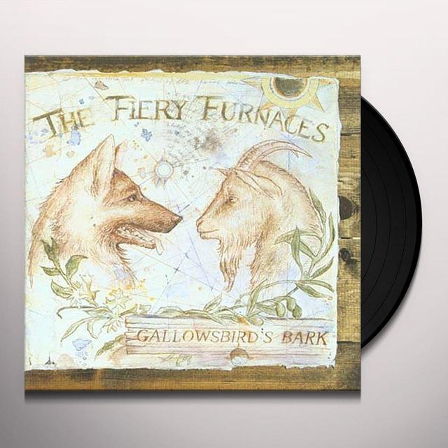 The Fiery Furnaces GALLOWSBIRDS PARK Vinyl Record - UK Import