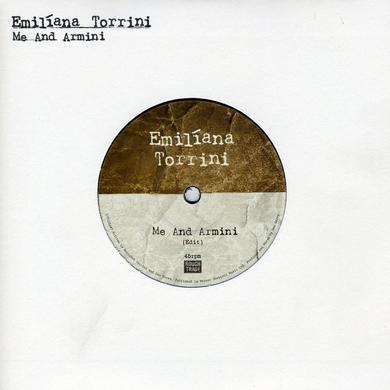 Emilíana Torrini ME & ARMINI Vinyl Record