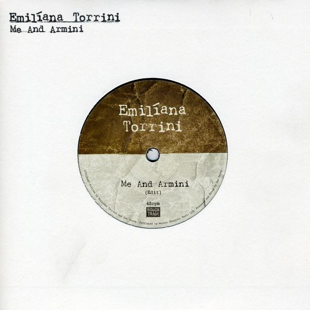 Emilíana Torrini ME & ARMINI Vinyl Record - UK Import