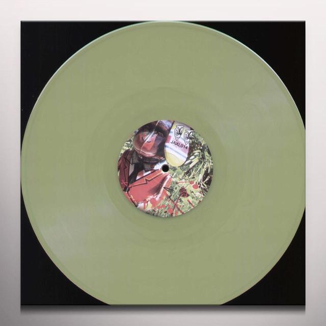 Basement Jaxx TWERK/WAR/MY TURN (GREEN VINYL) Vinyl Record - Colored Vinyl, UK Import