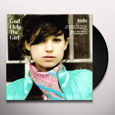God Help The Girl STILLS EP Vinyl Record - UK Release