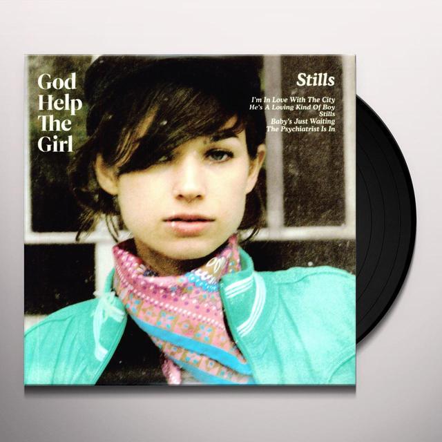 God Help The Girl STILLS EP Vinyl Record - UK Release