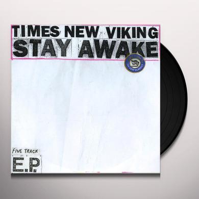 Times New Viking STAY AWAKE Vinyl Record - UK Import
