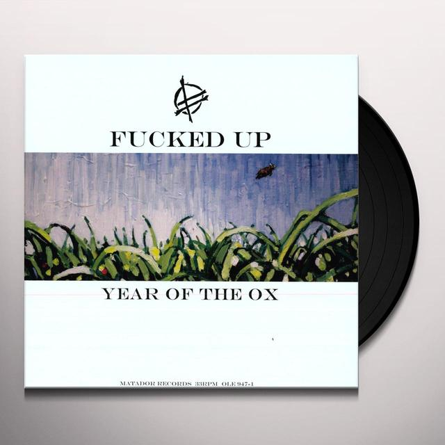 Fucked Up YEAR OF THE OX Vinyl Record - UK Import
