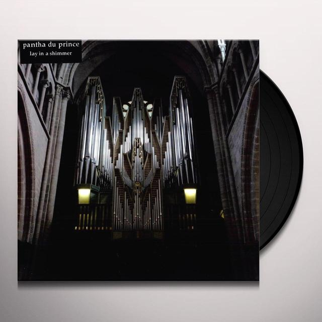 Pantha Du Prince LAY IN A SHIMMER Vinyl Record