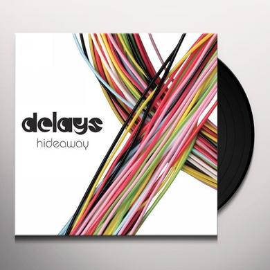 Delays HIDEWAY Vinyl Record - UK Release