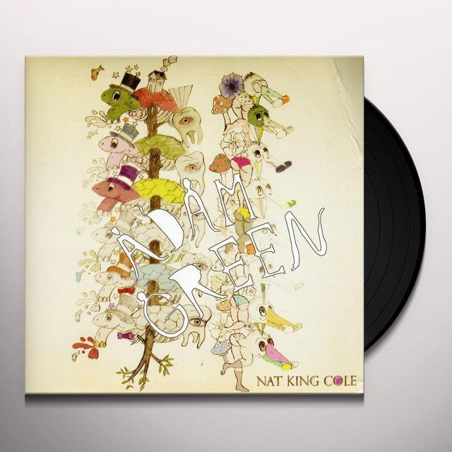 Adam Green NAT KING COLE Vinyl Record - UK Import