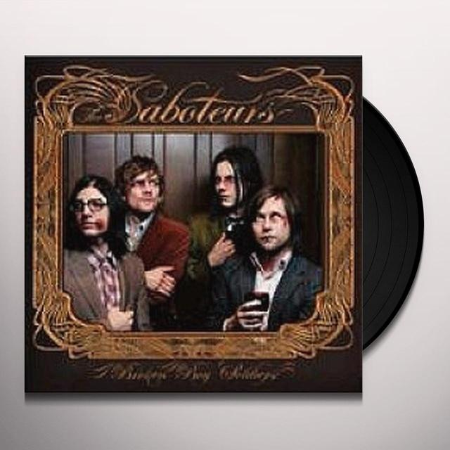 The Raconteurs BROKEN BOY SOLDIERS Vinyl Record - UK Import