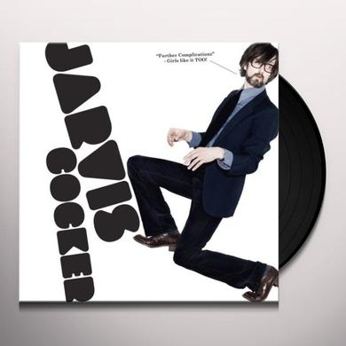 Jarvis Cocker FURTHER COMPLICATIONS Vinyl Record - UK Import