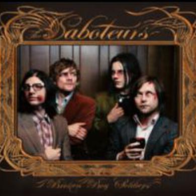 The Raconteurs BROKEN BOY SOLDIERS Vinyl Record