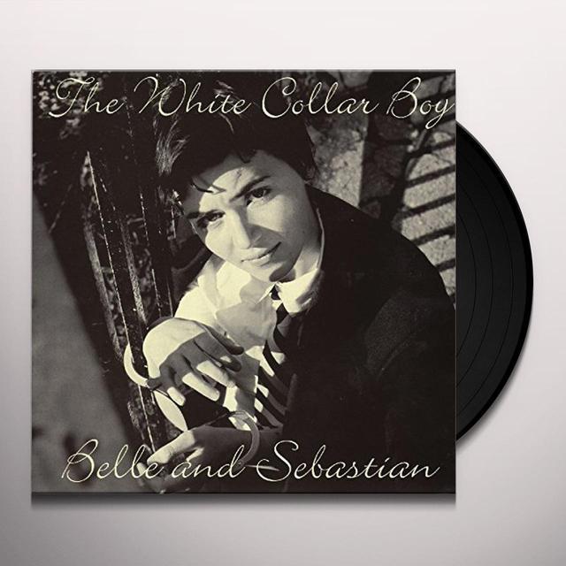 Belle & Sebastian WHITE COLLAR BOY Vinyl Record