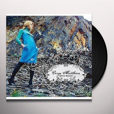 Cerys Matthews OPEN ROADS Vinyl Record - UK Import