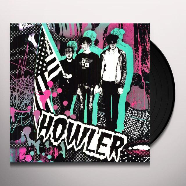 Howler THIS ONE'S DIFFERENT Vinyl Record - UK Import