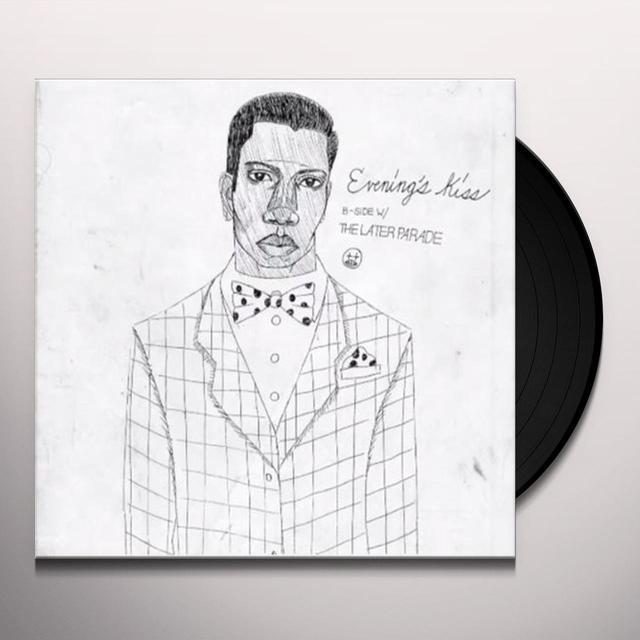 Willis Earl Beal EVENINGS KISS Vinyl Record - UK Import