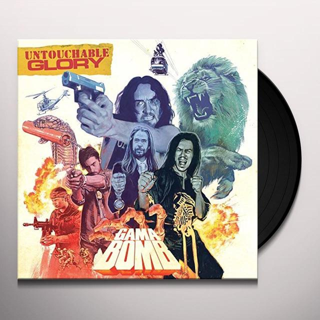 Gama Bomb UNTOUCHABLE GLORY Vinyl Record