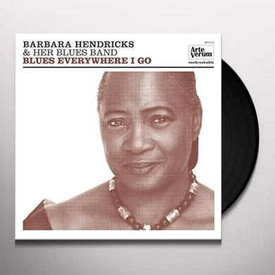 Barbara Hendricks BLUES EVERYWHERE I GO Vinyl Record
