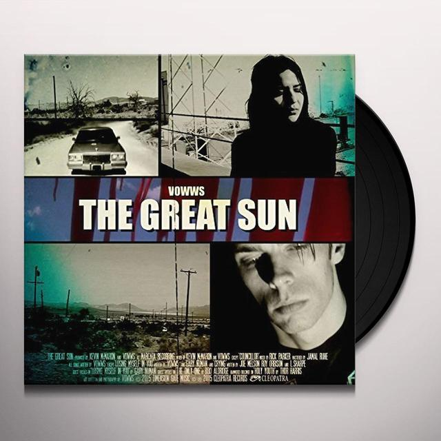 VOWWS GREAT SUN Vinyl Record