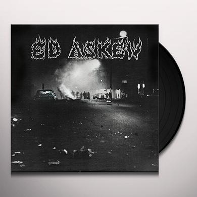Ed Askew ASK THE UNICORN Vinyl Record